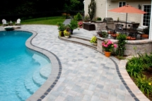 landscape design_pool patio